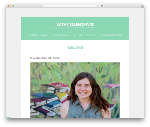 Zenzero WordPress free download - kathyellendavis.com