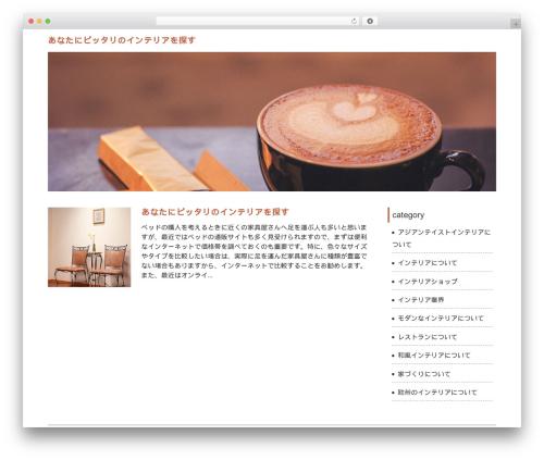 DailyPost WordPress theme design - klbbolba.net