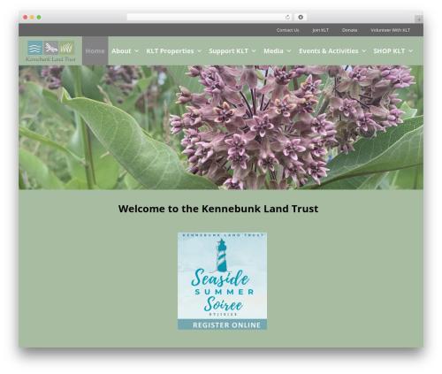 GeneratePress free WP theme - kennebunklandtrust.org