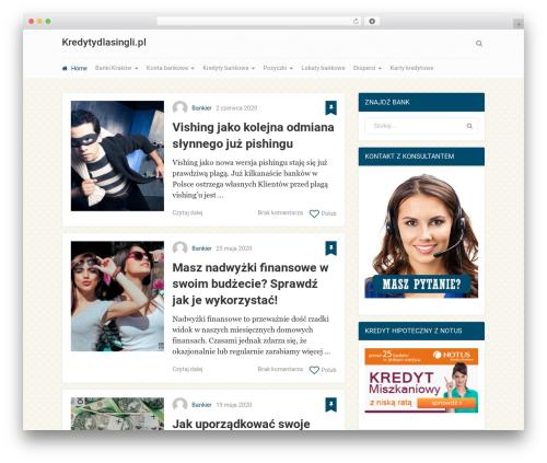 WordPress mts-wp-testimonials plugin - kredytydlasingli.pl