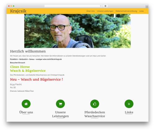 Pinnacle WordPress template free download - krajcsik.at