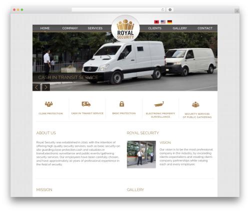 Free WordPress Flag Icons plugin - ks-royal.com