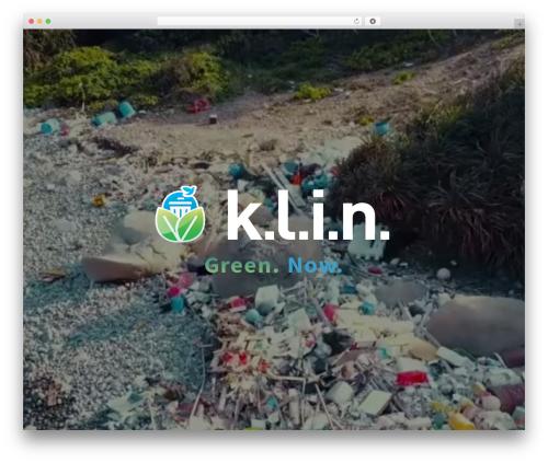 DPR Bruno medical WordPress theme - klin-indonesia.com