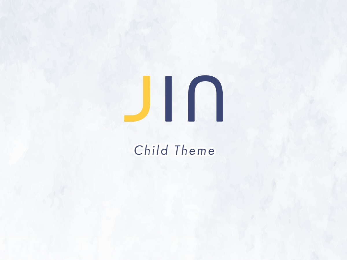 jin-child best WordPress template