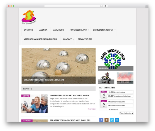 Free WordPress Companion Sitemap Generator plugin - kronkelhonk.nl