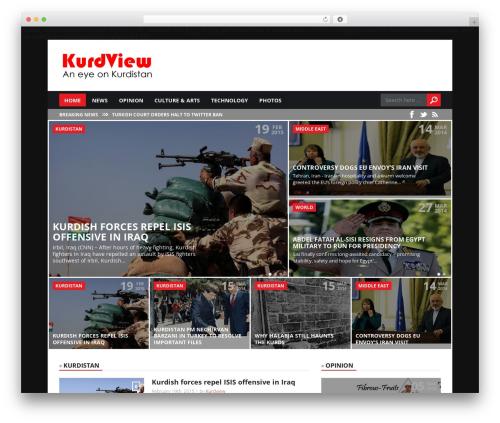 Theme WordPress Today (Shared on www.MafiaShare.net) - kurdview.com