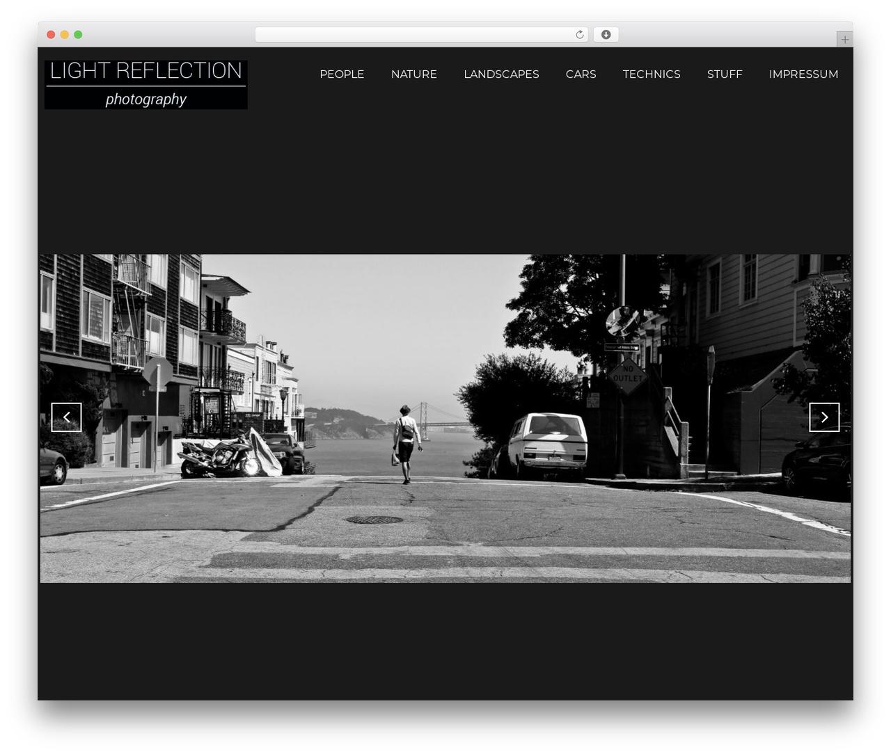Focal WP template - light-reflection.com