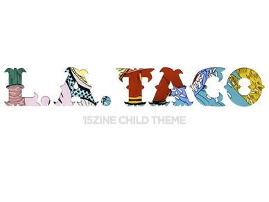 WordPress theme TACO ZINE