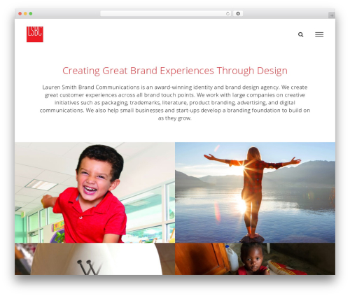 Best WordPress theme Avada - laurensmith.com