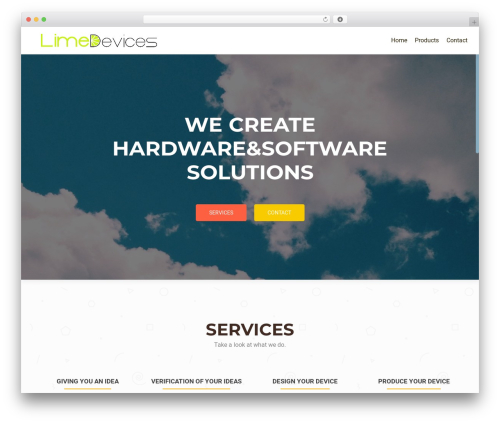 OnePirate WordPress free download - limedevices.com