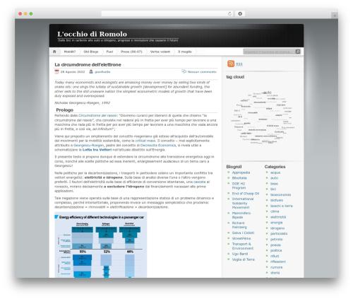 Free WordPress 3D Tag Cloud plugin - locchiodiromolo.it/blog