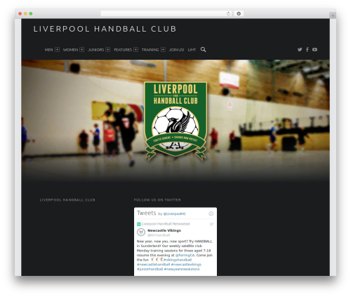 Free WordPress Meks Smart Social Widget plugin - liverpoolhandballclub.co.uk