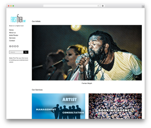 WordPress contus-video-gallery plugin - firsttierentertainment.com