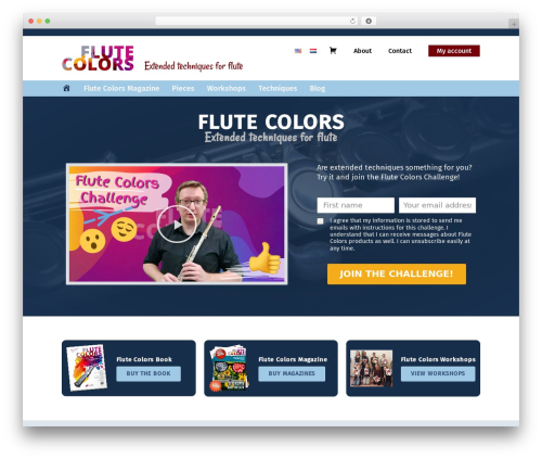 Free WordPress WP Video Lightbox plugin - flutecolors.com