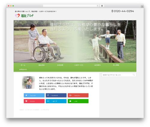 micata2 WordPress theme - fukushiplaza.co.jp