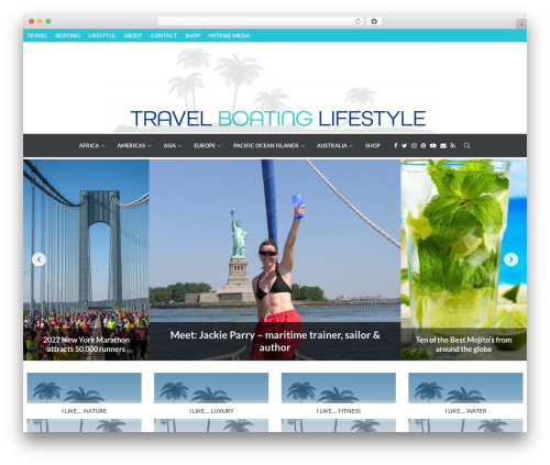 soledad WP theme - travelboatinglifestyle.com