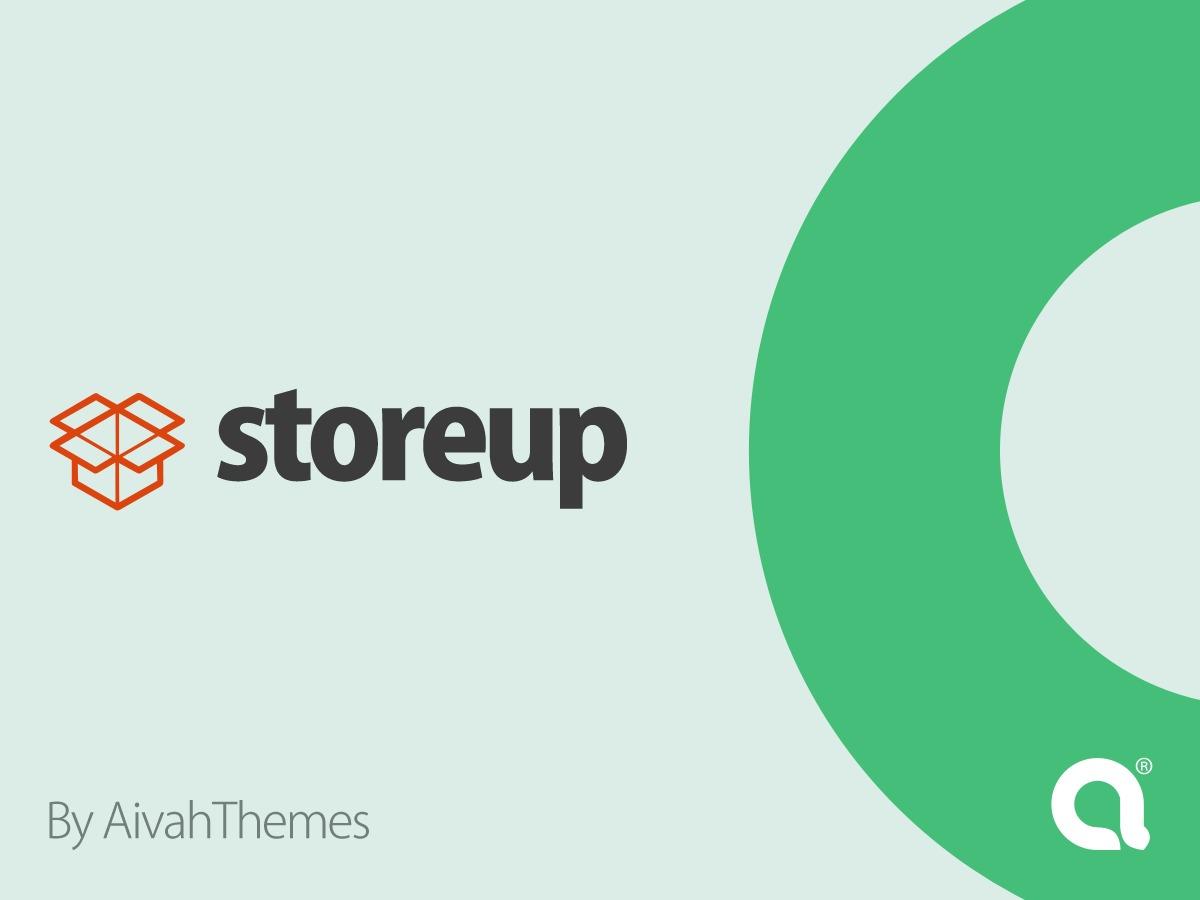 Storeup WordPress store theme