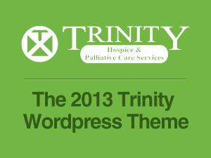 WordPress website template Reverie
