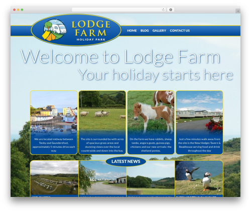 WordPress custom-facebook-feed-pro plugin - lodgefarmholidaypark.co.uk