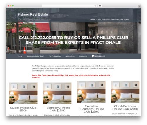 WordPress formcraft3 plugin - kahnerrealestate.com