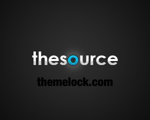 TheSource (shared on Themesbag.com) WordPress theme