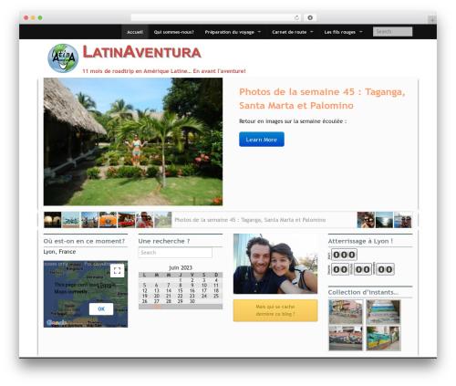 WP template Xin - latinaventura.fr