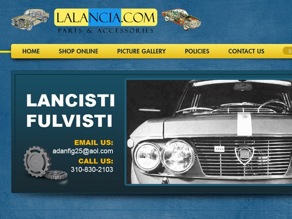 lalancia WordPress theme