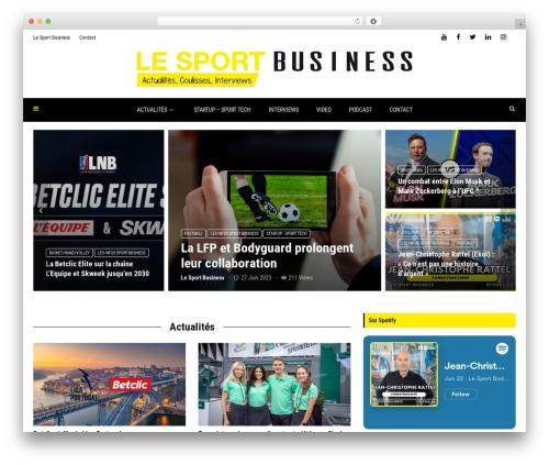 Free WordPress Advanced WordPress Backgrounds plugin - lesportbusiness.com