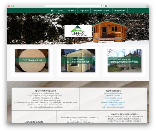 WordPress product-catalog plugin - leseko.fi