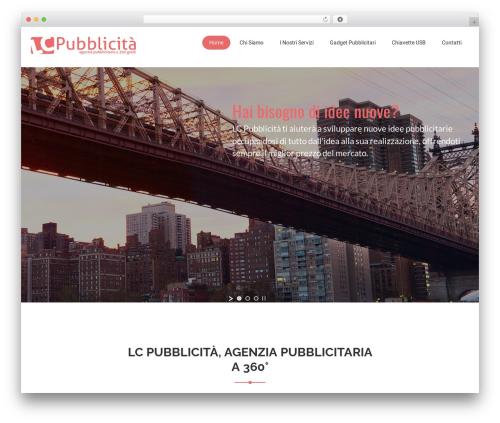 WP template Classiera - lcpubblicita.com