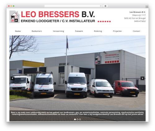 SmartShop WordPress ecommerce theme - leobressers.nl
