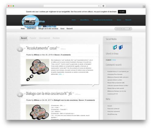 AskIt best WordPress theme - lapanchina.it