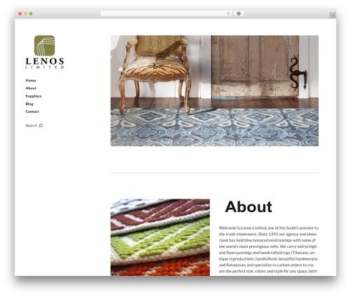 Moka WordPress theme - lenosltd.com
