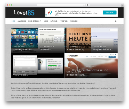 Free WordPress Meks Smart Social Widget plugin - level85.de