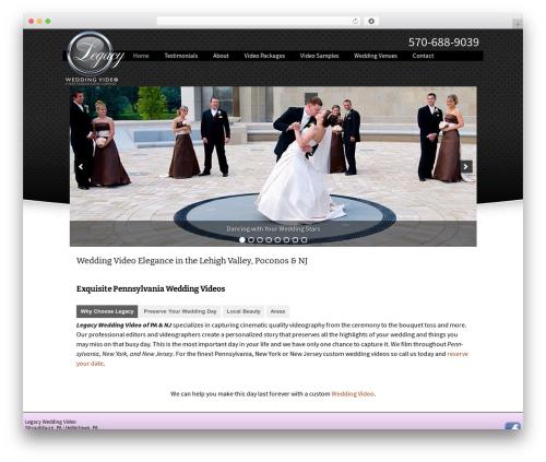 Free WordPress WordPress Post Tabs plugin - legacyweddingvideo.com