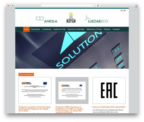 Striking MultiFlex & Ecommerce Responsive WordPress Theme WordPress shopping theme - luezar.com