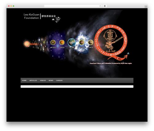 Theme WordPress Responsive - leokoguanfoundation.org