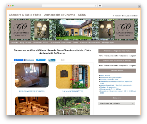 Twenty Ten WordPress theme download - le-clos-d-othe.fr