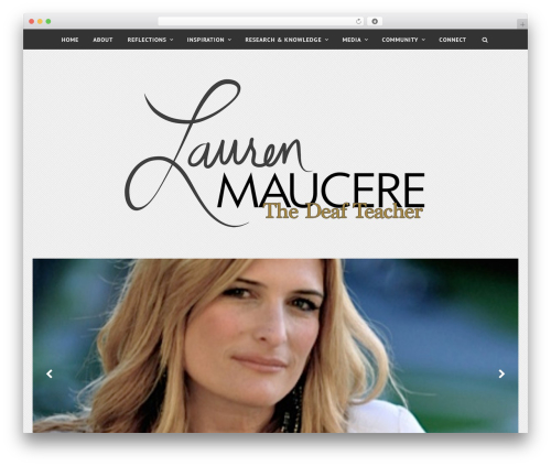 Canary WordPress template free download - laurenmaucere.com