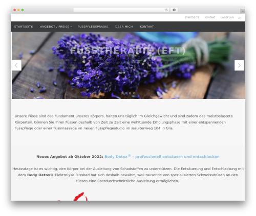Nirvana WordPress theme download - laura-brantschen.ch