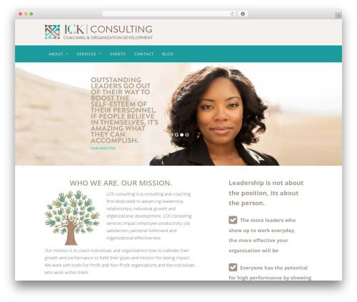 WordPress rescue-portfolio-master plugin - lckconsulting.com