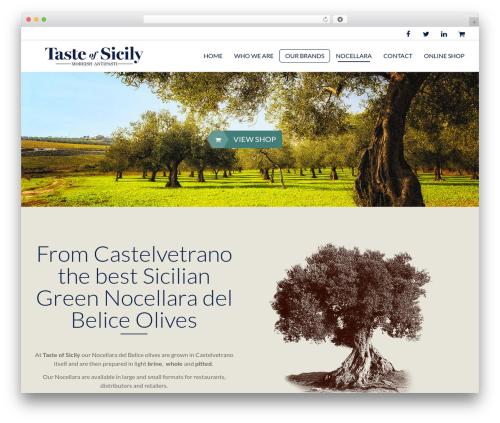 Free WordPress GDPR Cookie Consent plugin - tasteofsicily.co.uk/sicilian-castelvetrano-nocellara-olives