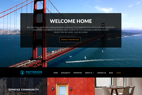 Best WordPress template Santa Barbara