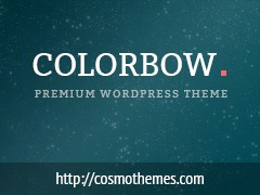 Colorbow WP theme