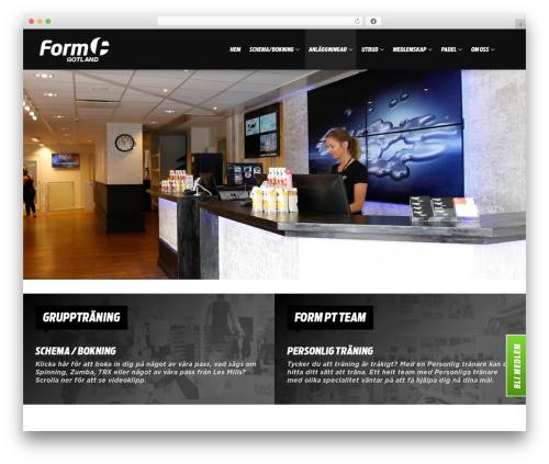 WordPress popup-press plugin - formgotland.se/visborg