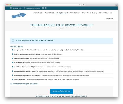 Free WordPress WP Deferred JavaScripts plugin - tarsashazipolgar.hu