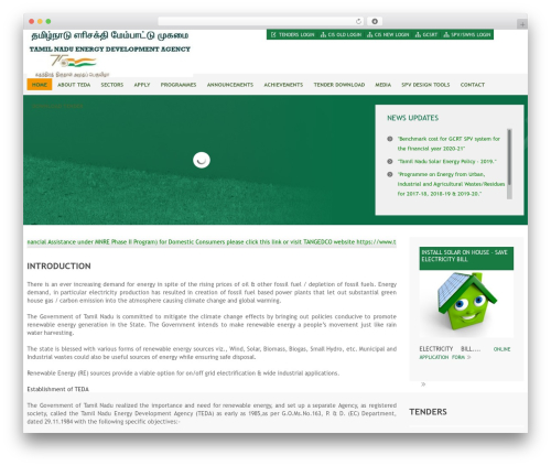Free WordPress Sitemap plugin - teda.in