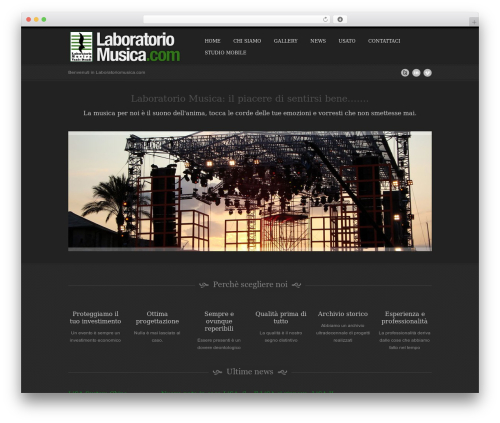 Sevenwonders WordPress theme - laboratoriomusica.com