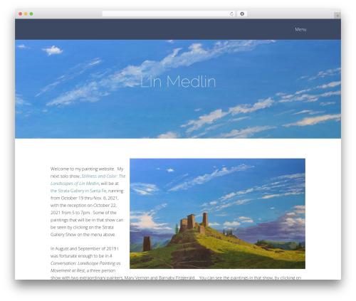 Free WordPress WP Simple Galleries plugin - linmedlin.com