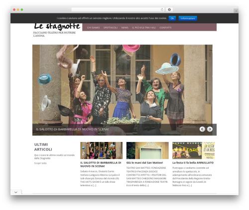 Yasmin best WordPress theme - lestagnotte.it